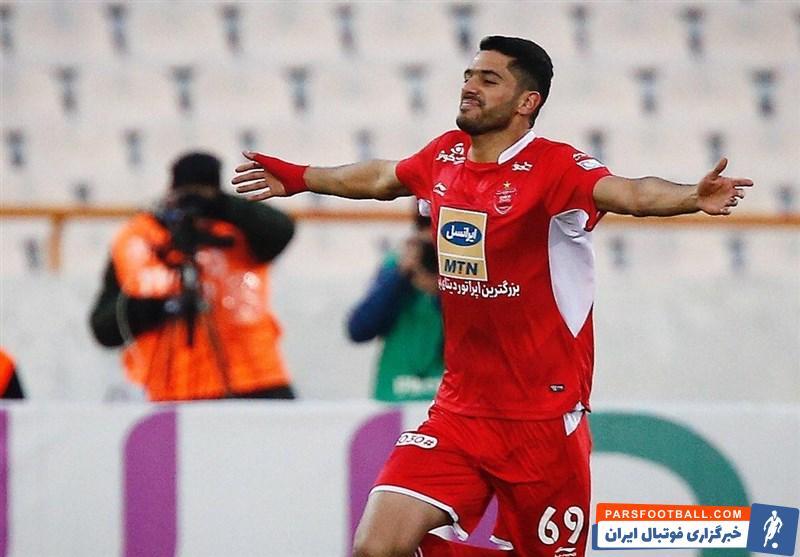شایان مصلح در واکنش به عکسی که روح الله باقری از بازیکنان سپاهان منتشر کرده بود و تصویرش در آن نبود ، واکنش عجیبی داشت.