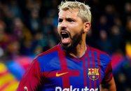 قرارداد دو ساله سرخیو آگوئرو با بارسلونا