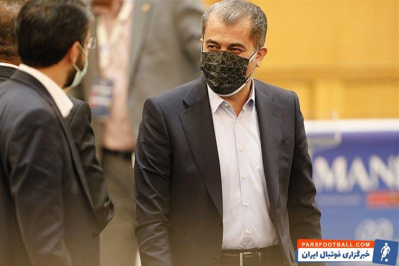 وعده اسماعیل خلیل زاده به هواداران استقلال