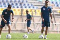 آمادگی احمد نوراللهی و کمال کامیابی نیا دو ستاره مصدوم پرسپولیس برای بازی مقابل سپاهان