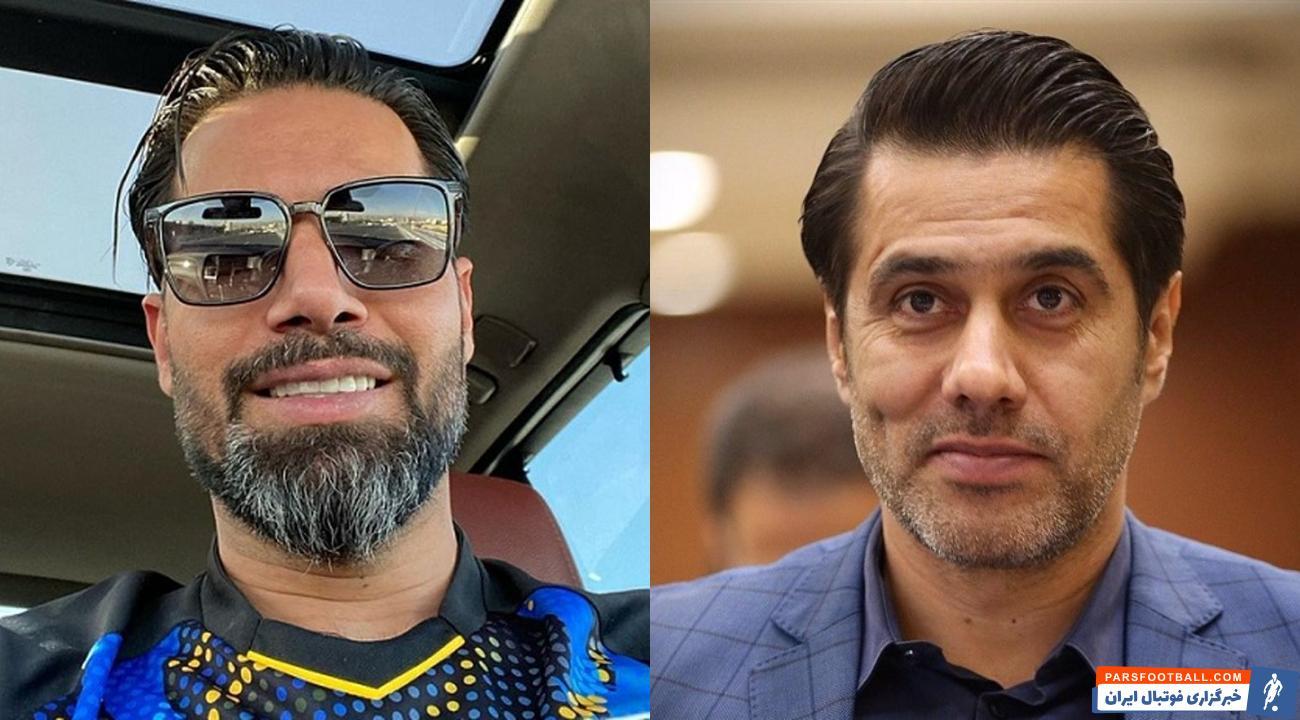 حمله شدید و تند پیشکسوت استقلال به افشین پیروانی مدیر پرسپولیس