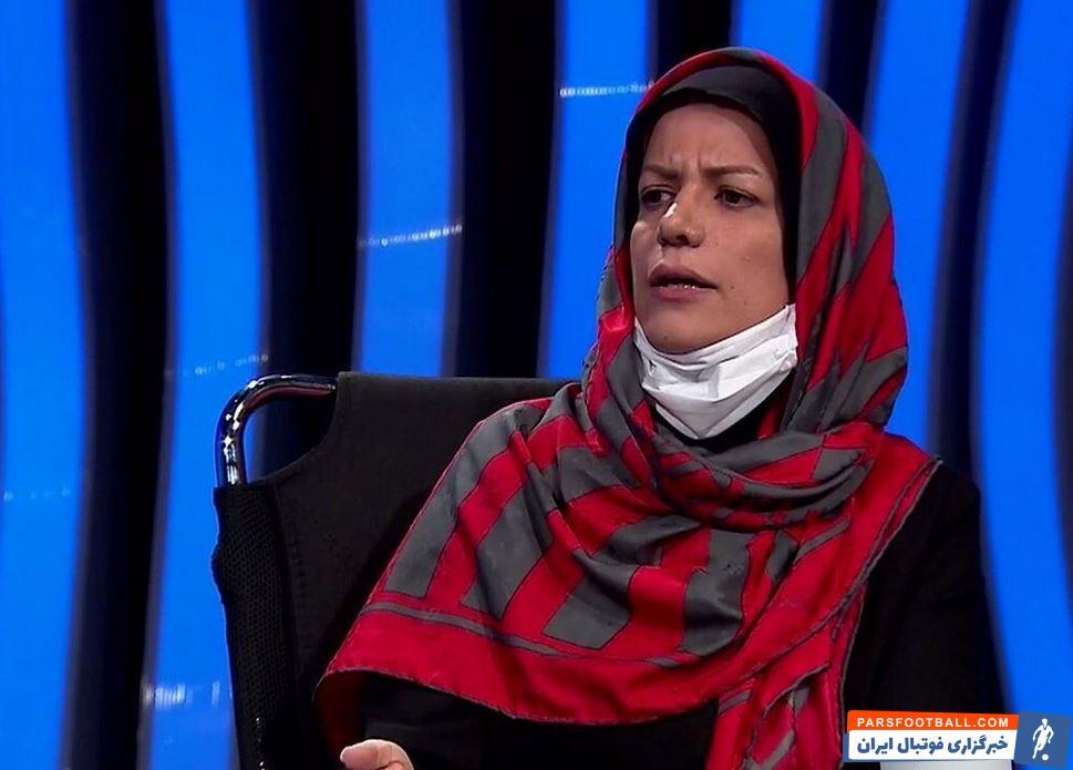زهره هراتیان در واکنش به ادعای سنگین فرهاد مجیدی در نشست خبری پیش از دربی : گزینه استقلال دندانپزشک بود !