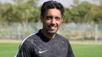 امیرمحمد هوشمند ، مدافع تیم آلومینیوم اراک که در برابر تراکتور در جام حذفی گلزنی کرده بود ، به احترام رسول خطیبی خوشحالی نکرد.