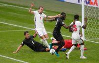 پیروزی 2 بر 0 انگلیس مقابل آلمان در یک هشتم نهایی یورو 2020