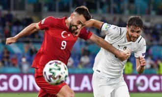ایتالیا 3 - ترکیه 0 ؛ افتتاحیه یورو 2020 با پیروزی لاجوردی ها در گروه اول