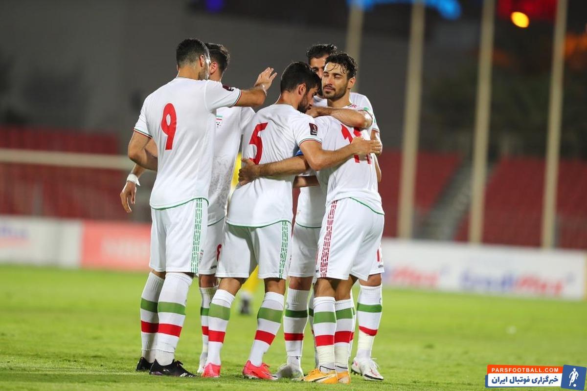 واکنش فیفا به برتری تیم ملی