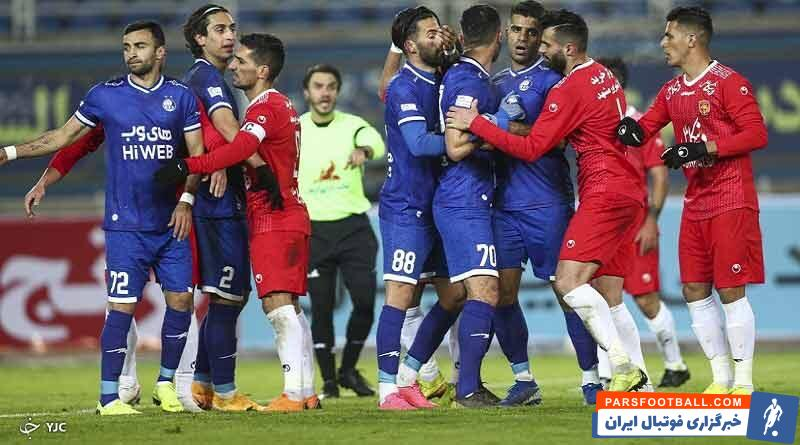 تهدیدهای باشگاه استقلال و سازمان لیگ نسبت به لغو بازی آبی ها با پدیده در ورزشگاه آزادی