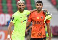 روزنامه های کشور پرتغال پس از پیروزی تیم ملی ایران مقابل کامبوج ، خبر های حضور مهدی طارمی و امیر عابدزاده در ترکیب تیم ملی را پوشش دادند.