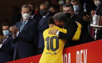 اضطراب در بارسلونا ؛ لیونل مسی تمدید نمی کند