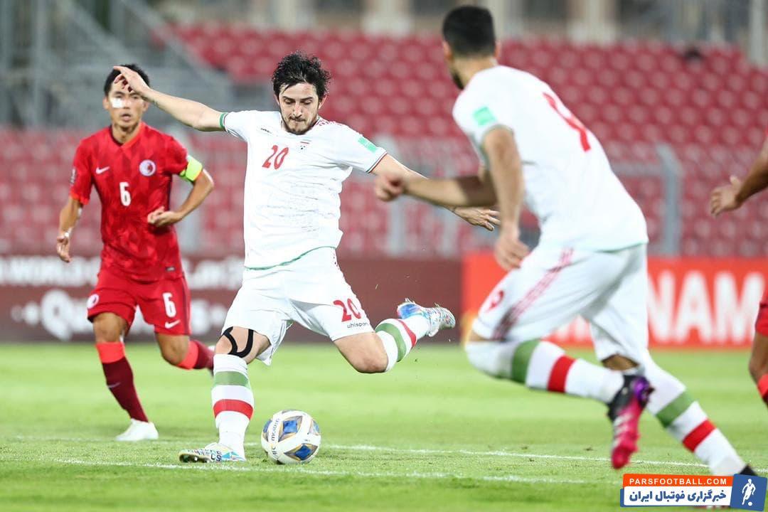 آخرین تمرین تیم ملی پیش از دیدار با بحرین برگزار شد و بازیکنان با انگیزه بالا در این تمرین شرکت کردند و آماده شکست دادن بحرین شدند.