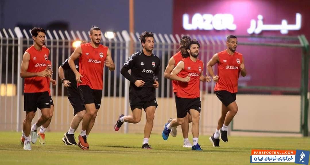 خطر محرومیت برای سه بازیکن تیم ملی عراق