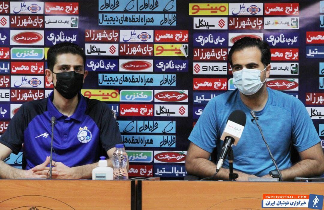 صالح مصطفوی : در بازی با پدیده دیاباته، اسماعیلی، موسوی، شجاعیان و میلیچ استقلال را همراهی نمی کنند