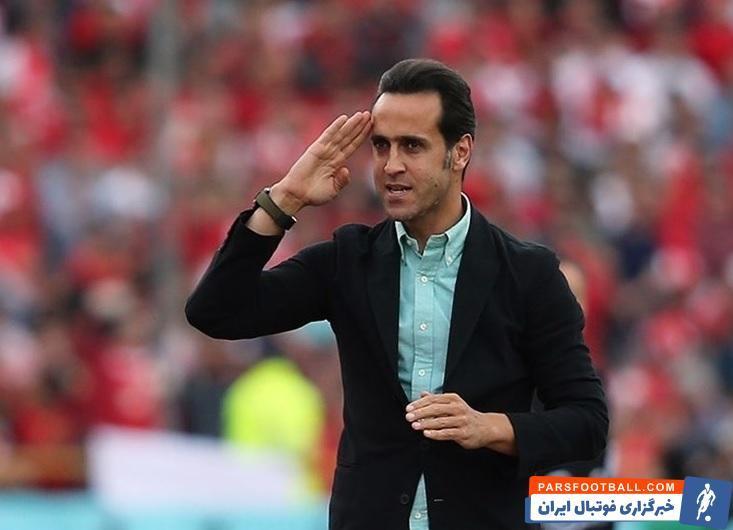 علی کریمی ، اسطوره فوتبال ایران و باشگاه پرسپولیس در واکنش به یکی از مصاحبه های عبدالناصر همتی ، یک استوری را در اینستاگرام منتشر کرد.