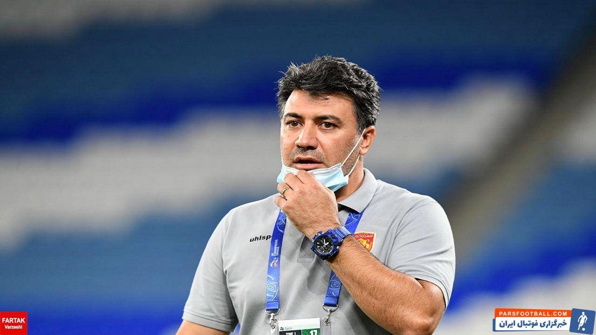 محمد نوازی ، مربی تیم پدیده گفت : به فدراسیون فوتبال تبریک می گویم . به باشگاه استقلال هم تبریک می گویم . بالاخره داو کاری کرد که سه امتیاز به آن ها برسد.
