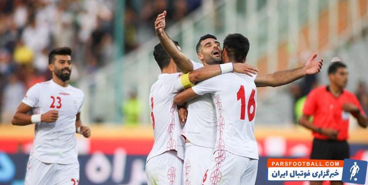 تمجید کنفدراسیون فوتبال آسیا از تیم ملی