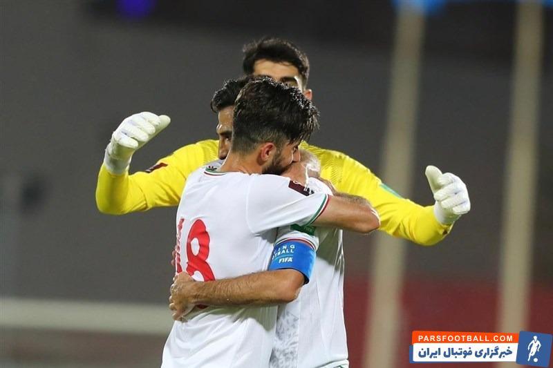تمجید محمدرضا مهدوی از تیم ملی