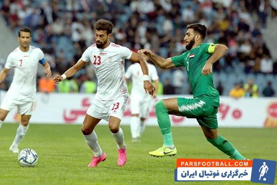 هشدار علی نوری به بازیکنان تیم ملی عراق
