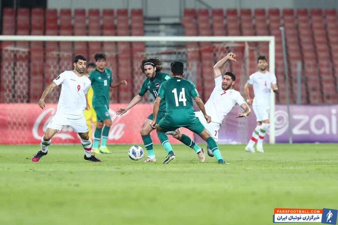 سایت رسمی فیفا درخصوص برد تیم ملی ایران مقابل تیم عراق گفت : گل سردار آزمون در نیمه اول مقابل عراق تفاوت را رقم زد.