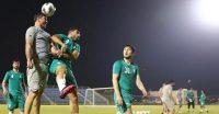 کریم باقری آمادهترین بازیکن تیم ملی ایران در بحرین به روایت تصویر