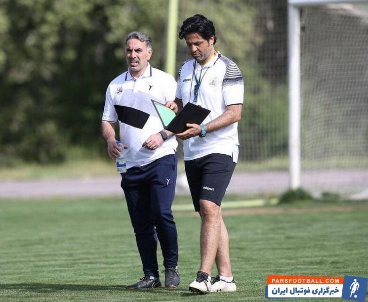 سعید لطفی : برای اینکه مسئولان به خودشان بیایند، دوست ندارم تیم ملی صعود کند !