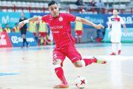 تیم بنفیکا پرتغال در دومین بازی از فینال لیگ پرتغال با نتیجه ۷ بر ۵ تیم اسپورتینگ لیسبون را شکست داد . حسین طیبی در این دیدار دو گل برای بنفیکا زد.