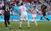 اسپانیا و کرواسی در یورو 2020