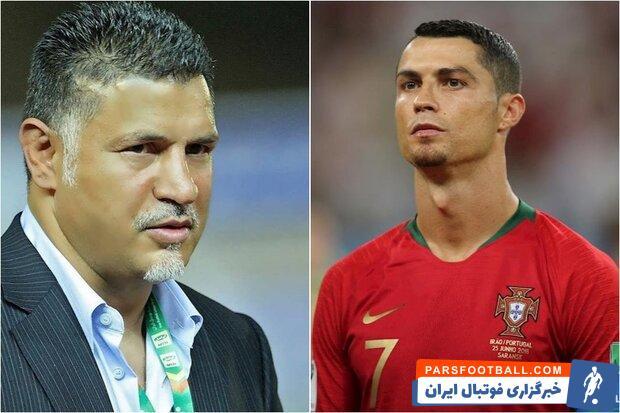 در ادامه رقابت های یورو ۲۰۲۰ تیم پرتغال با نتیجه سه بر صفر مجارستان را شکست داد . دو گل از سه گل تیم پرتغال را کریستیانو رونالدو به ثمر رساند و به علی دایی نزدیک شد.