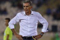 مذاکرات فدراسیون فوتبال با کارلوس کی روش