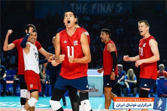 گریت موگوتوتیا ، ستاره تیم ملی والیبال آمریکا گفت : بازیکنان ایران خوب هستند و گاهی نمیتوان آنها را در مسابقه کنترل کرد.