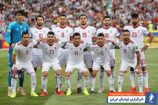 بازیکنان تیم ملی فوتبال ایران پس از پیروزی مقابل تیم بحرین ، در رختکن به شادی پرداختند و تصاویری را به یادگار ثبت کردند.