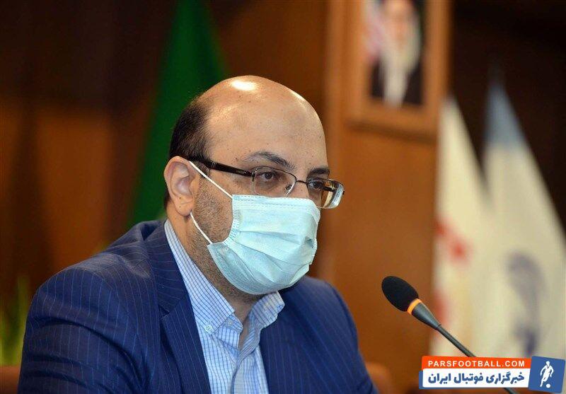 مهدی علی نژاد مدیر مغضوب فرهاد مجیدی در تلاش برای کمک مالی به استقلال