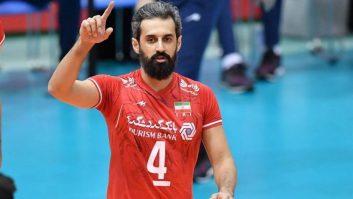 نیکولای کولف ، بازیکن تیم ملی والیبال بلغارستان گفت : سعید معروف یک پاسور اسطوره ای است که به ورودش به زمین جریان بازی را عوض کرد.