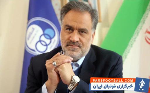 پیغام مشکوک عضو هیات مدیره استقلال به احمد مددی