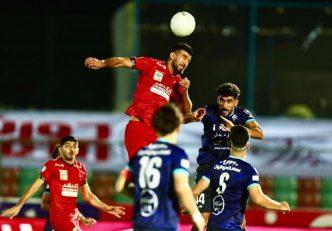 قهرمانی پرسپولیس در لیگ برتر بیستم با پیروزی 2 بر 0 مقابل پیکان در هفته پایانی