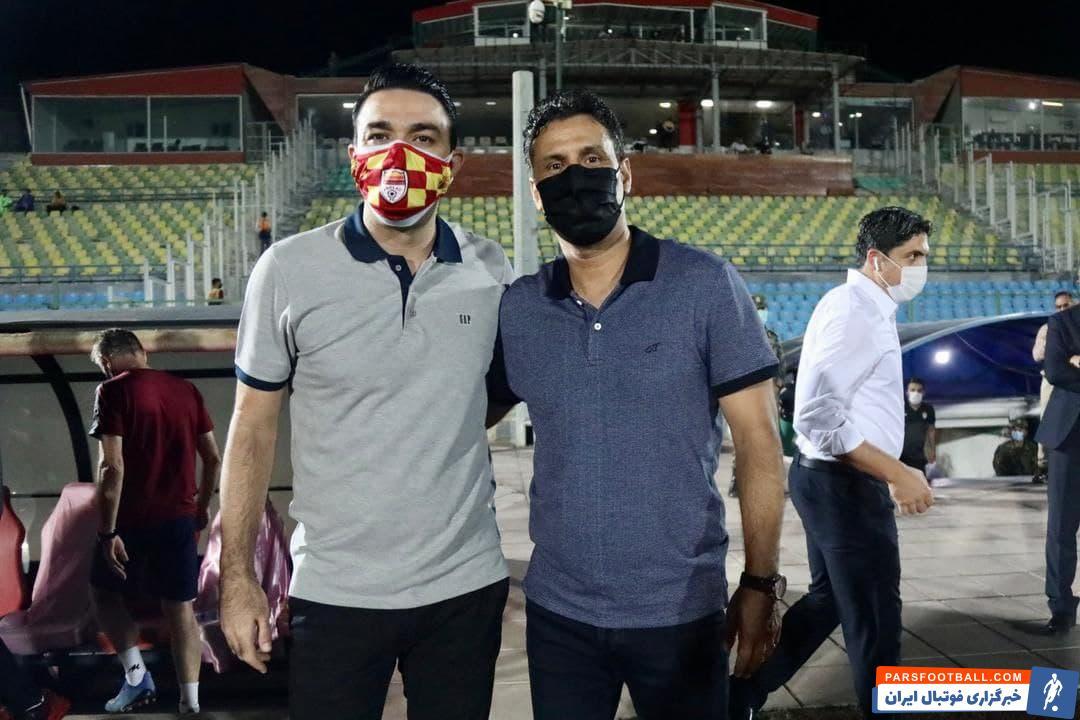 مهدی تارتار و جواد نکونام در طول مسابقه نیز با هم درگیری های لفظی داشتند و این حواشی به روزهای بعد از بازی نیز کشیده شد.