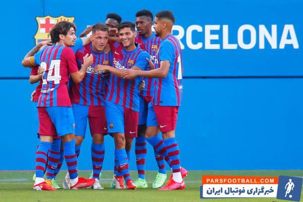 آخرین وضعیت بارسلونا در آستانه دیدار با بایرن