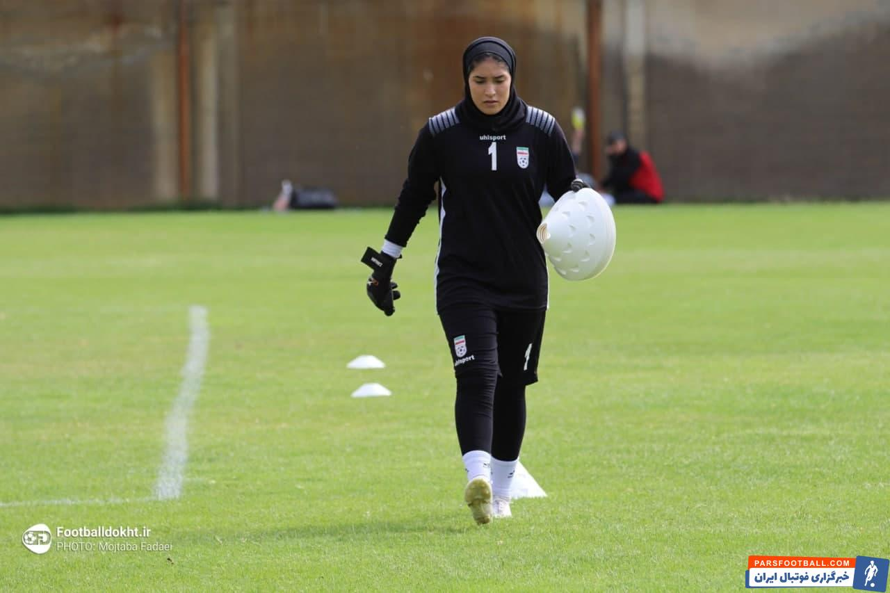 یکی از بازیکنان کلیدی تیم ملی فوتبال زنان ایران در راه رسیدن به مقدماتی جام ملتهای آسیا، بدونشک زهرا خواجوی است
