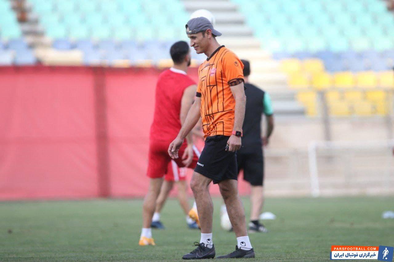 لبخند یحیی گل محمدی به دومین قهرمانی پیاپی با پرسپولیس در لیگ برتر