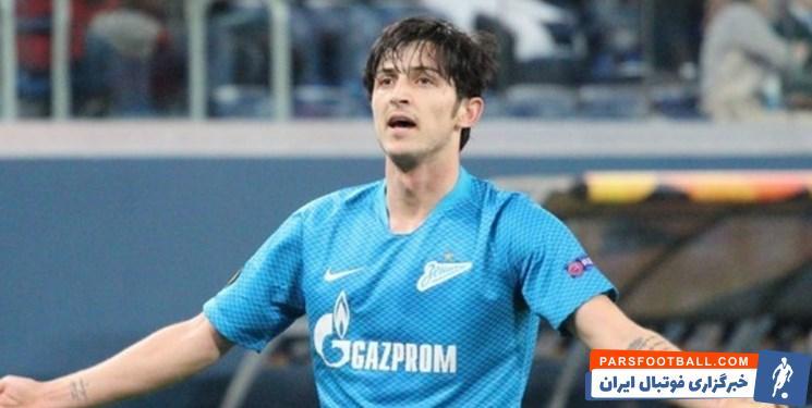 گلزنی سردار آزمون مقابل خیمکی در هفته اول لیگ برتر روسیه
