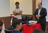 پاداش رئیس هیئت مدیره استقلال به شاگردان فرهاد مجیدی در آستانه بازی با سپاهان
