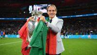 روبرتو مانچینی سرمربی تیم ملی ایتالیا با تمجید از شاگردانش از قهرمانی آتزوری در یورو ۲۰۲۰ بسیار شاد و پرغرور بود.
