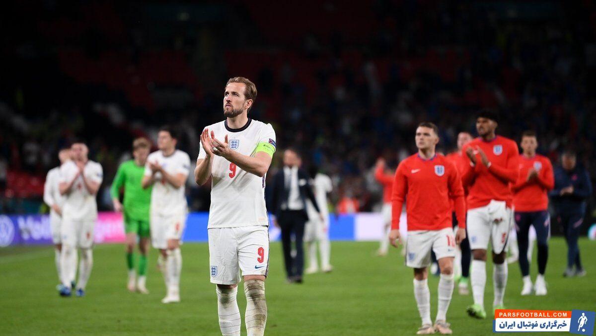 هری کین کاپیتان تیم ملی انگلیس گفت: شکست در دیدار فینال مقابل ایتالیا تا پایان حرفهمان کام ما را تلخ خواهد کرد اما فوتبال همین است.