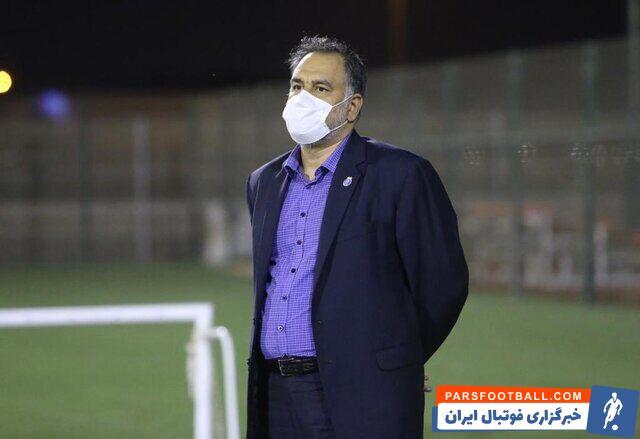 سکوت احمد مددی مدیرعامل استقلال شکست : انتقادات مجیدی و بازیکنان را میپذیرم
