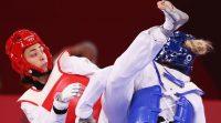 با شکست کیمیا علیزاده در مرحله نیمه نهایی، ناهید کیانی تنها نماینده زن تکواندوی ایران از رقابتهای المپیک توکیو حذف شد.