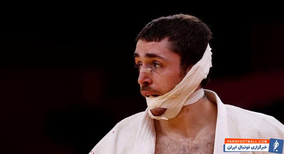 آلبرتو گایترو جودوکای اسپانیایی در حالی مغلوب گئورگی زانتاریای اوکراینی شد که لحظات پایانی مسابقه را به شکل عجیبی ادامه داد.