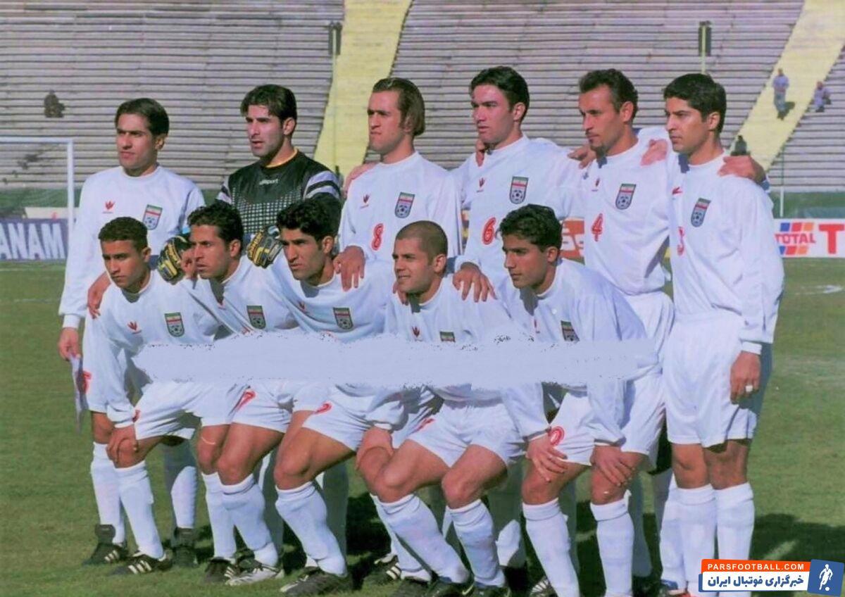 تماشای عکسی قدیمی  تیم ملی مربوط به اوایل دهه ۸۰ تیم ملی با حضور ۸ بازیکن پرسپولیسی و ۳ بازیکن استقلالی در ترکیب اصلی خالی از لطف نیست.