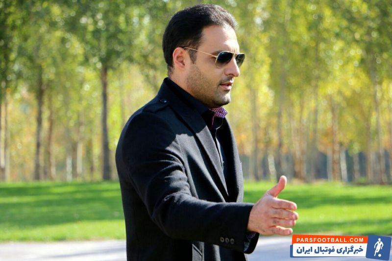 محمد محمدی پیشکسوت سرخابی : حامد لک دروازه بان پرسپولیس نیازی به تعریف ندارد