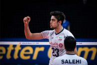 آلکنو بردیا سعادت پدیده والیبال ایران را خط زد
