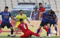 روز بد مهاجمان پرسپولیس ؛ سید حسین حسینی در ۹۰ دقیقه یک توپ هم نگرفت !
