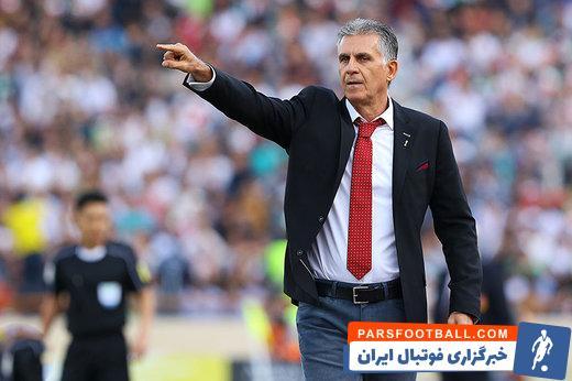 علی نوری ، خبرنگار عراقی گفت : مذاکرات فدراسیون فوتبال عراق و کارلوس کی روش برای هدایت تیم ملی عراق از سوی سرمربی پرتغالی ادامه دارد.